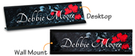 PicturePlate Name Plates