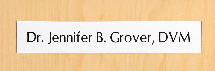 Engraved Name Plates for Office - Desk Nameplates & Desk
