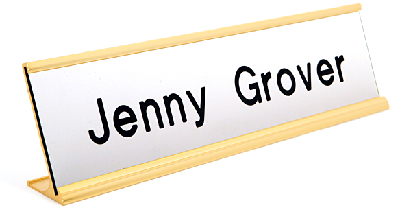 Economical Nameplates Are Only 599 Each